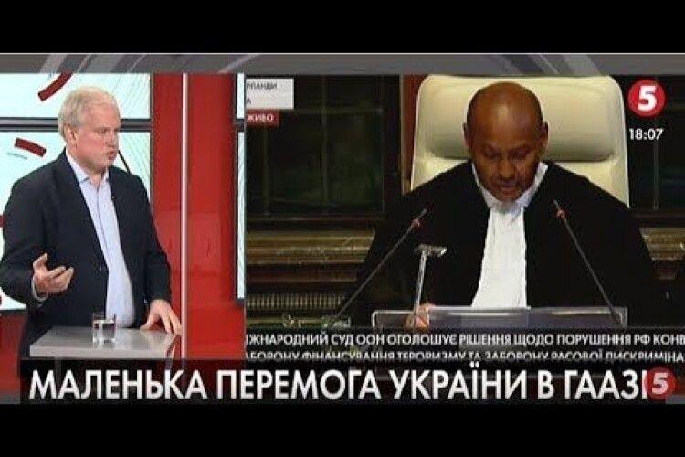 Сила права потужніша, ніж право сили, - Порошенко про рішення суду в Гаазі щодо Росії