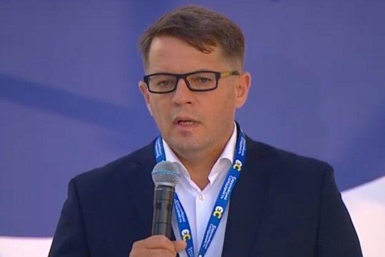 Роман Сущенко у Черкасах поінформував спостерігачів БДІПЛ ОБСЄ про порушення виборчого процесу