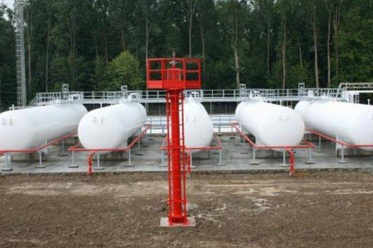 В Україні побудують завод з виробництва зрідженого газу