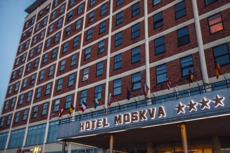 Збірна України відмовилася поселитись в чеському готелі «Москва»