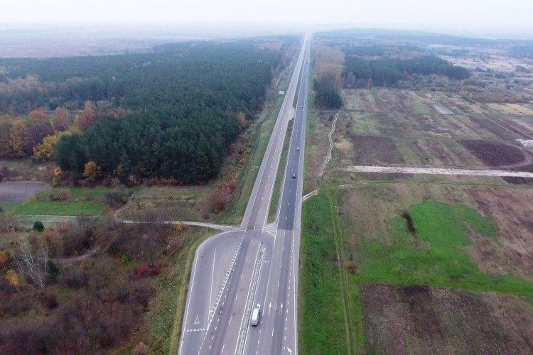 Понад 1,2 мільярда гривень спрямовано на ремонт волинських доріг цього року