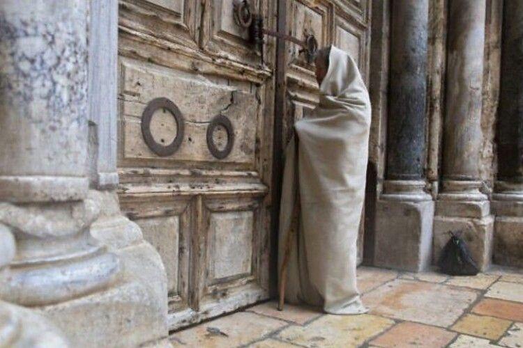 В Єрусалимі після карантину відкриють Храм Гробу Господнього