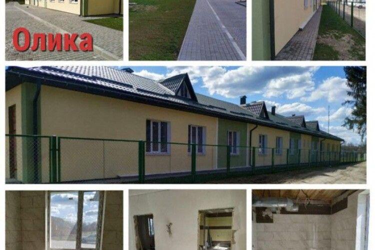 На Ківерцівщині зупинили реконструкцію однієї з двох амбулаторій. Узгоджують змінений кошторис