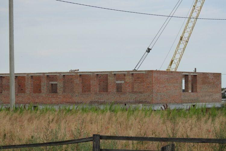 У Башликах почали будувати школу