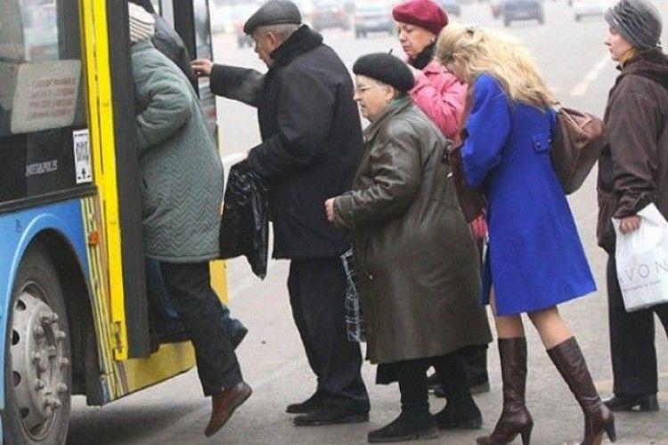 На Любешівщині дорожчає проїзд у громадському транспорті