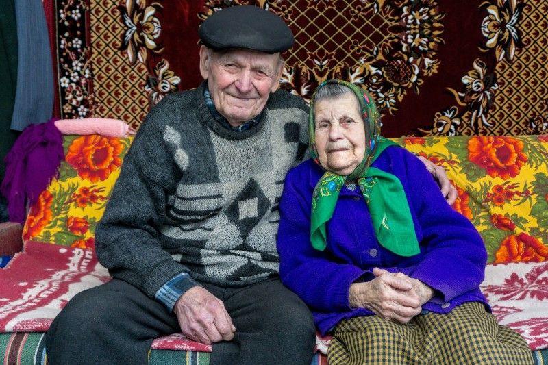 Майже 63 роки живуть у парі Володимир і Анастасія Киричуки.