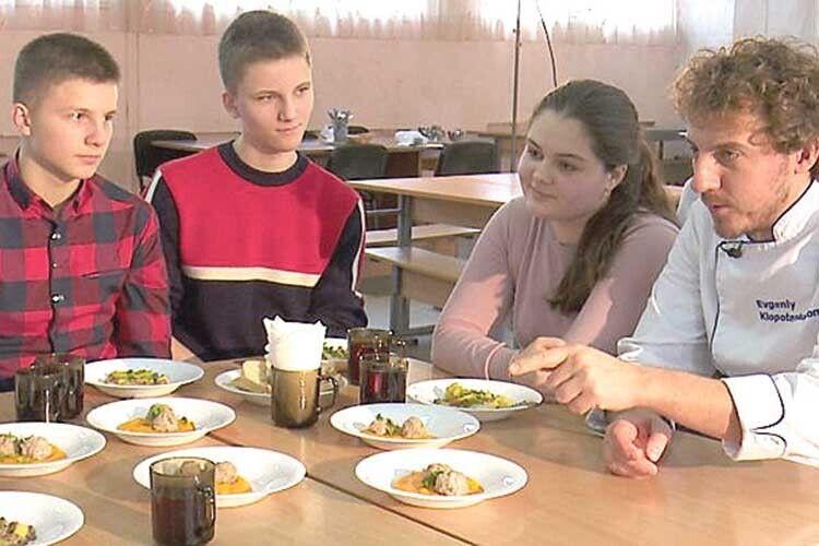 Євген Клопотенко: «Раніше приготування їжі ґрунтувалося на одному факторі – безпечність.