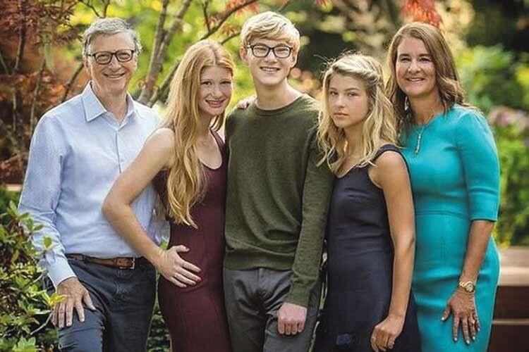 Гейтси хочуть залишити дітям крихти від спадку.
