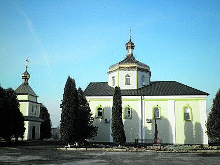 Свято-Миколаївський храм постав у Скобелці 1814 року.