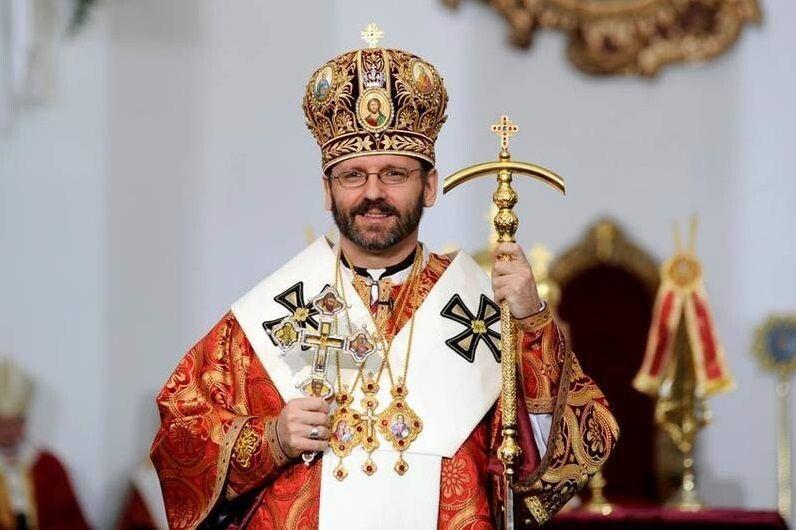 Глава УГКЦ, Блаженніший Святослав.
