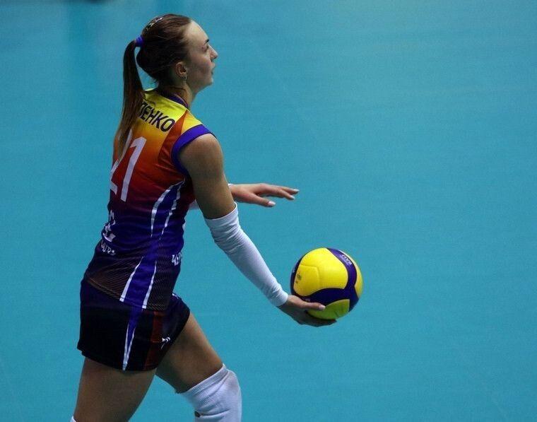 Дівчина неодноразово ставала фіналісткою Кубка та Суперкубка України.