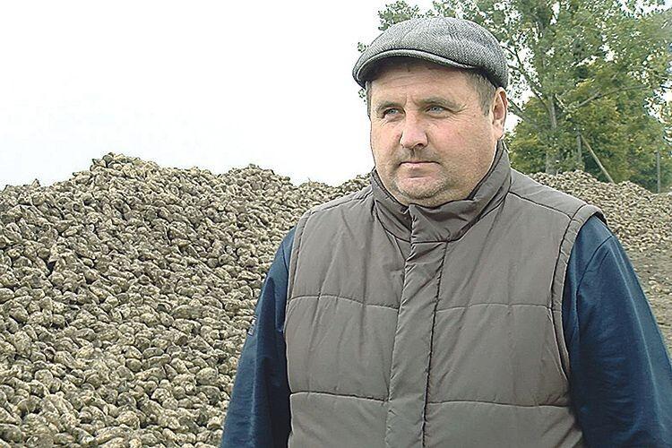 Іван Зварко знає, «чим дихає» кожна рослина  на полях господарства.