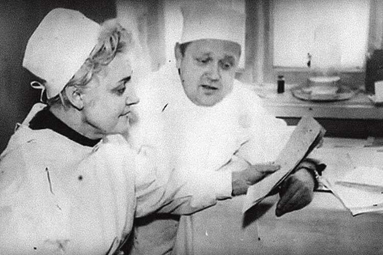 З 1947-го Мірдза Приходько працює у Малині: пів містечка в неї народжувало.