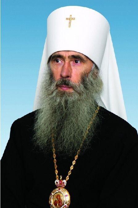 Митрополит Сергій.