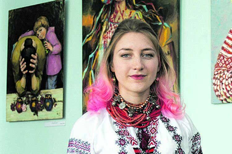 Іванна Дацюк: «Малими ми біля діда з бабою крутилися, на їхніх розповідях росли».