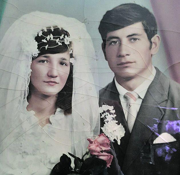У любові й злагоді подружжя живе ось уже 36-й рік.