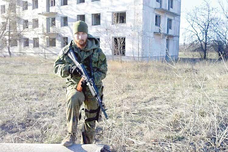 Сергій воював у добровольчому батальйоні «Азов».