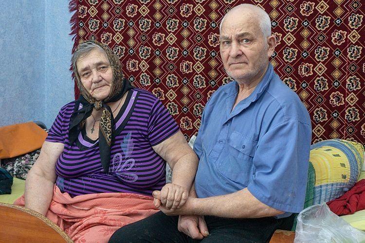 Ольга і Яким Шахни – все-таки удвох...