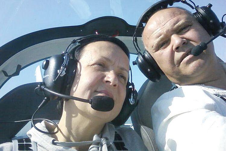 Спільний політ, який у подружжя Головачів тривав 25 років, закінчився катастрофою, про яку говорить вся Україна.