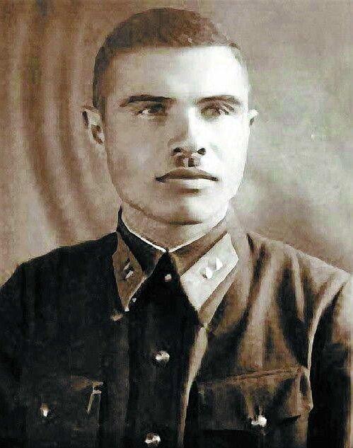 Таким був у молодості Родіон Кличко. Фото wz.lviv.ua.