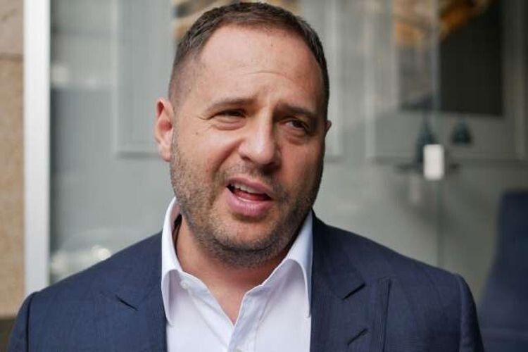 Андрій Єрмак у команді Зеленського відповідає за зовнішню політику.