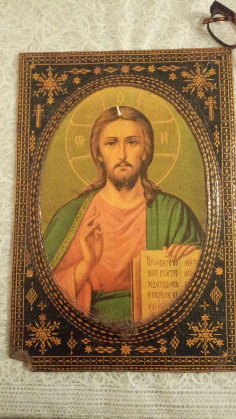 Важко повірити,що цей святий образ знайшли вземлі.