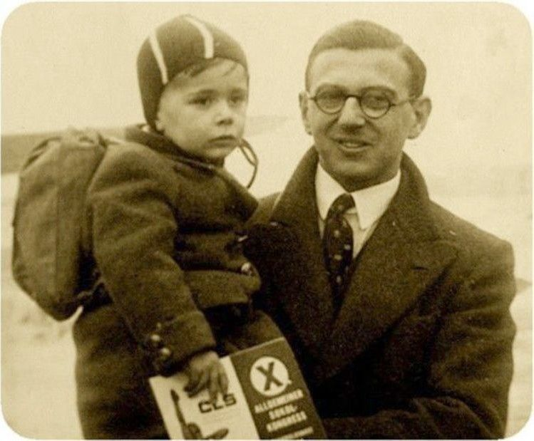 Для більш як шести сотень дітей він став другим батьком.