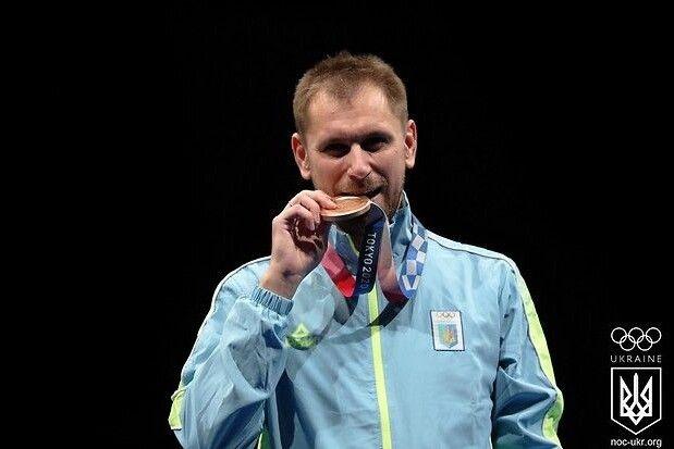 37-річний дебютант Олімпіад Ігор Рейзлін: «Зняв маску і «відкусив» медаль!»