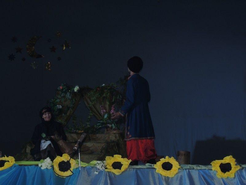 Лірична драма за мотивами Бориса Грінченка «На русалчин Великдень»