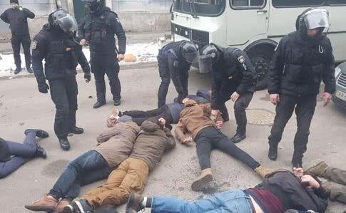 Ось так «орли Аракова» розправлялися з активістами…