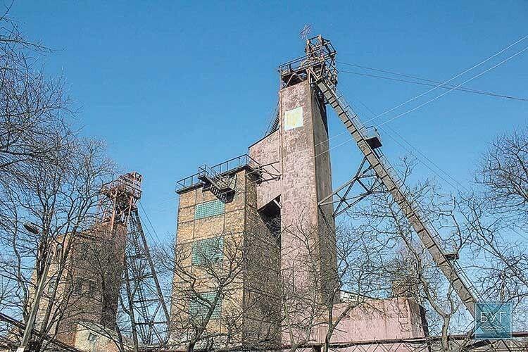 Невдовзі ці стволи — головні атрибути вугільного підприємства —  будуть демонтовані...