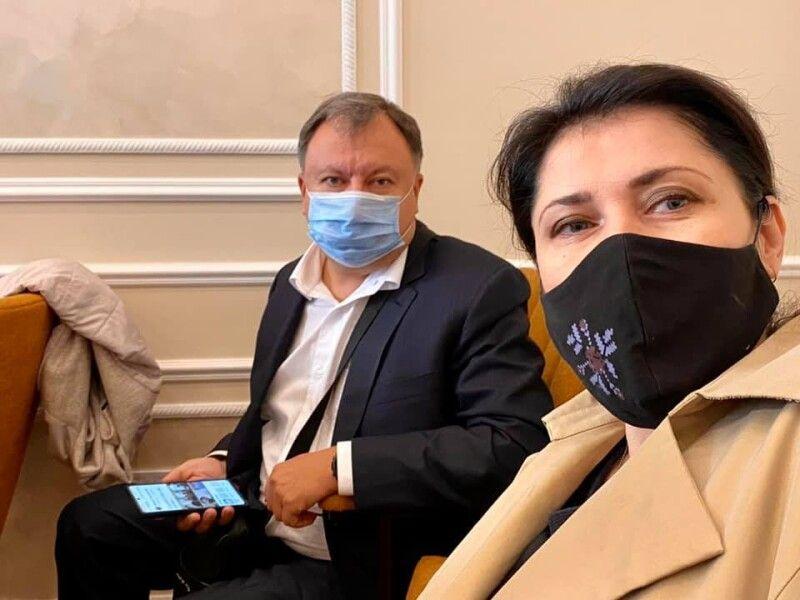 Микола Княжицький та Ірина Фріз відстоюють демократію та правду у Кременчуці.