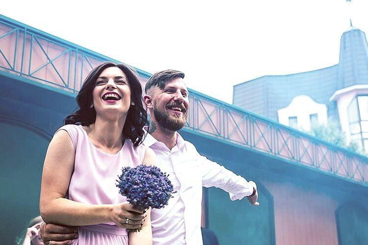 Щасливий день закоханих — вони офіційно зареєстрували свій шлюб.