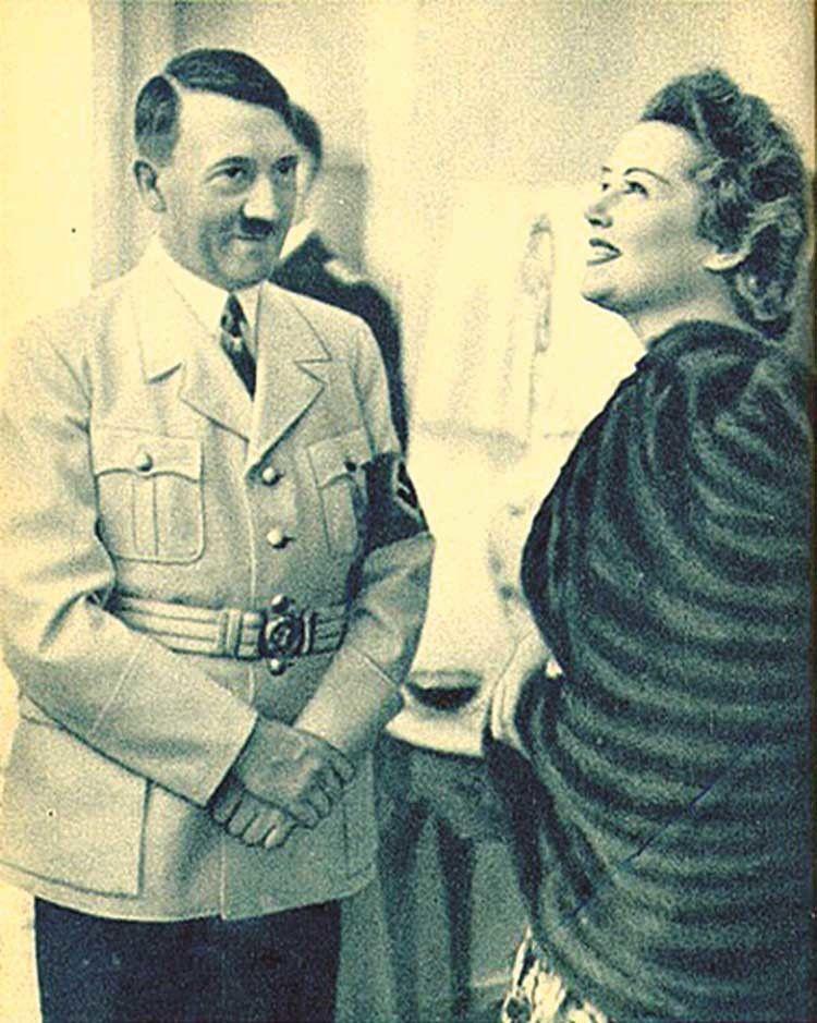 Багато біографів вважали Гітлера нездатним на людські почуття.