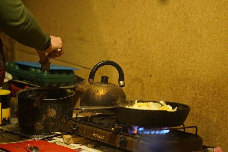 Військова кухня