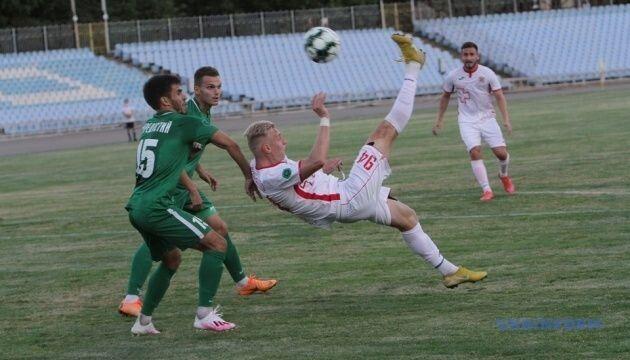 Гол 25-річного Віктора Хомченка ударом через себе став окрасою матчу.