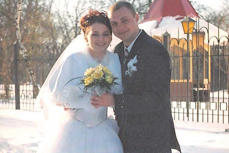 Улютому одружувалися Яримчуні, анадуші умолодят була весна.
