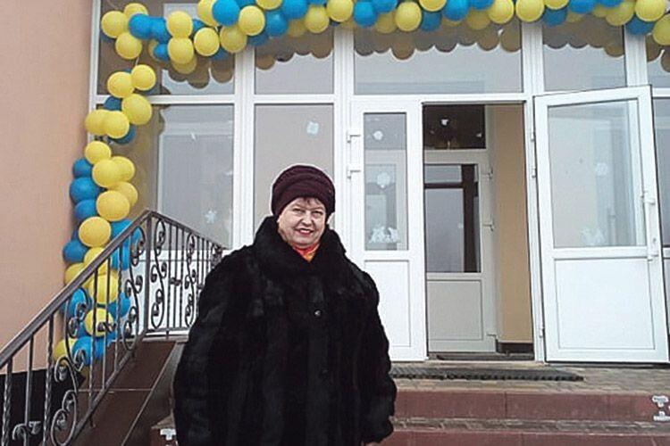 Директорка закладу  Любов Дем'яник зізнається: «Бракує слів, щоб описати радість».
