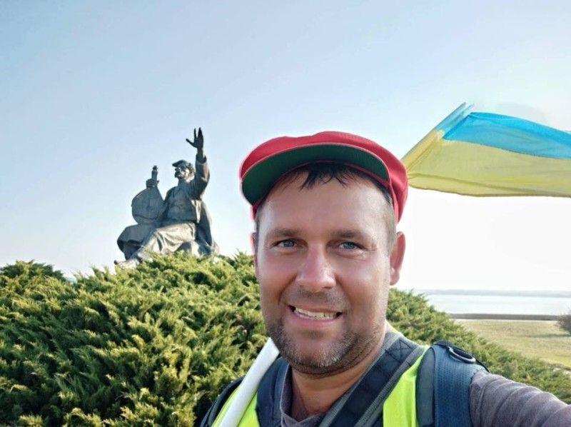 У Каневі Руслан Теліпський з'єднав Схід, Захід і Центр України.