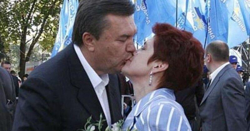 «А так цаловал, ізмєннік!» Фото ipress.ua.
