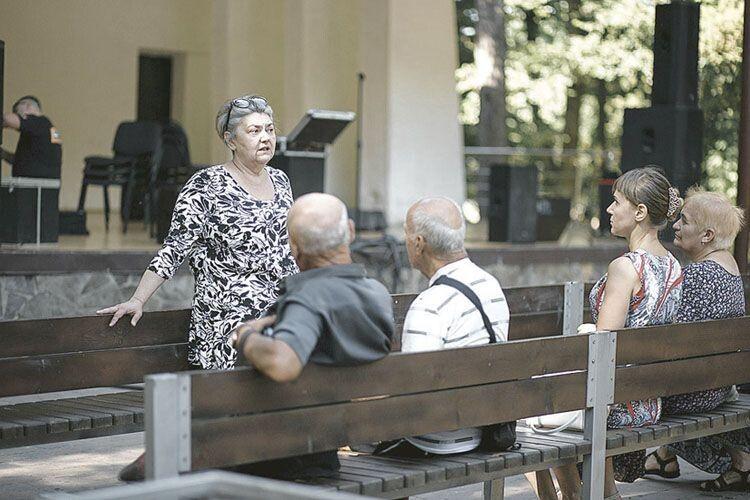 «Якби таких організацій в країні було більше, то літні люди не почувались би самотніми», – впевнена пані Галина.