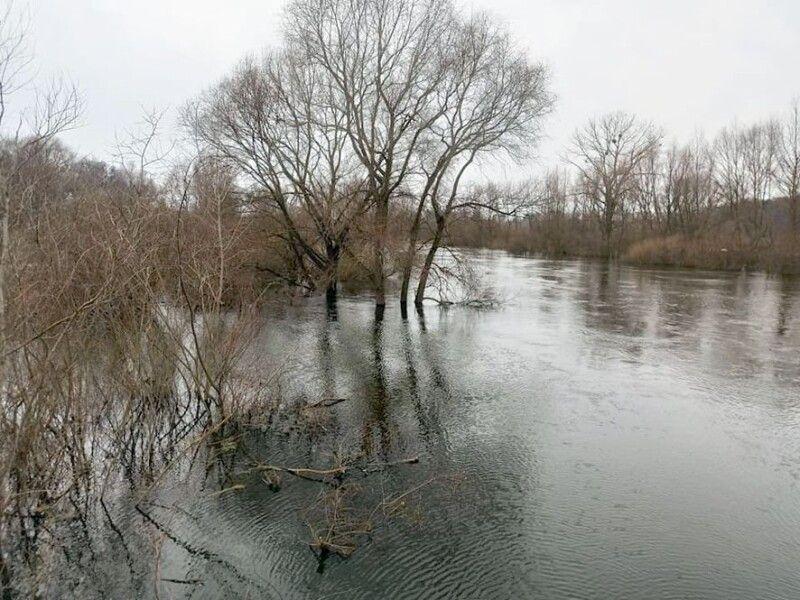 Незвідана й велична ріка неподалік Нововолинська навіює спогади дитинства.
