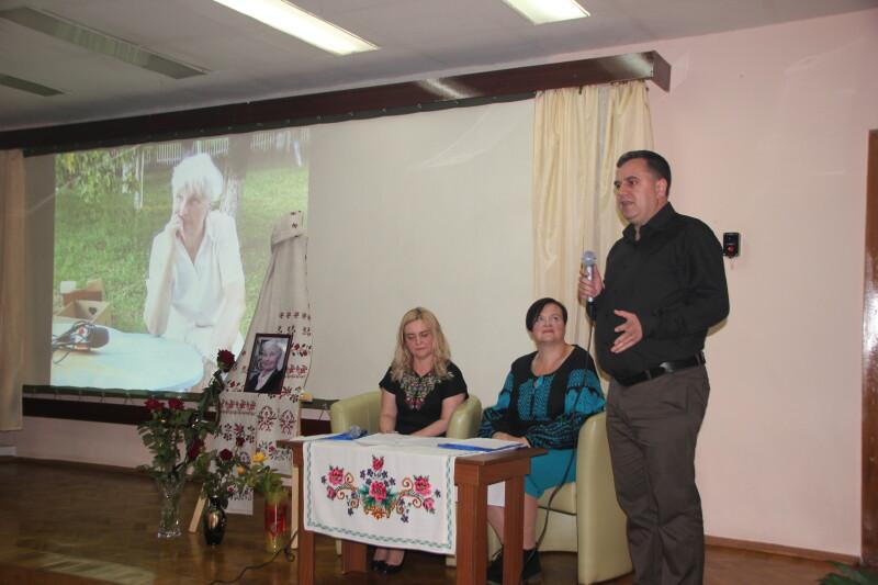 Слово шани – від головного редактора газети «Волинь» Олександра Згоранця
