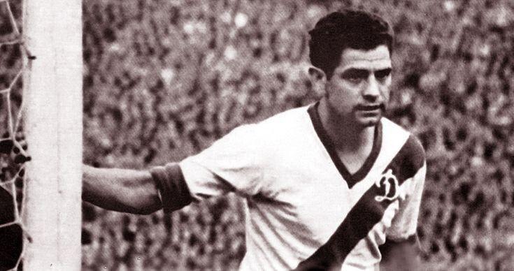Юрій Войнов став першим і єдиним футболістом київського «Динамо», який завоював титул чемпіона Європи. Фото 1927.kiev.
