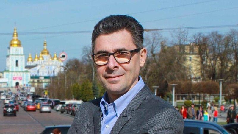Сергій Руденко. Фото rudenko.kiev.ua.