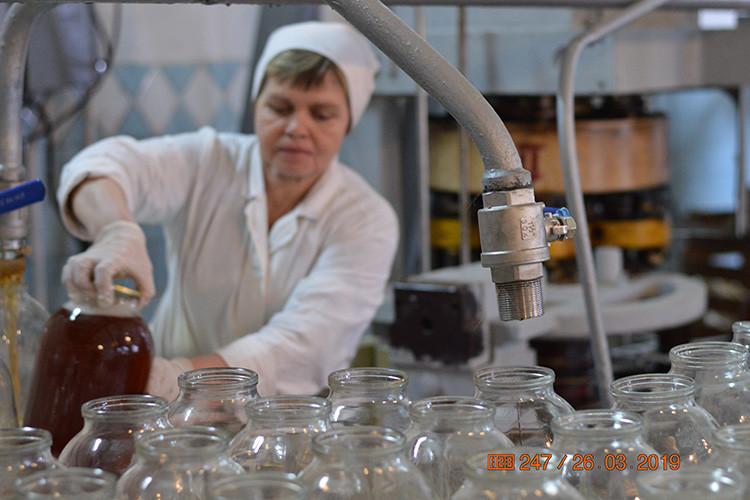 Продукцію консервного цеху ДП «Цуманське ЛГ» споживають  у багатьох країнах світу.