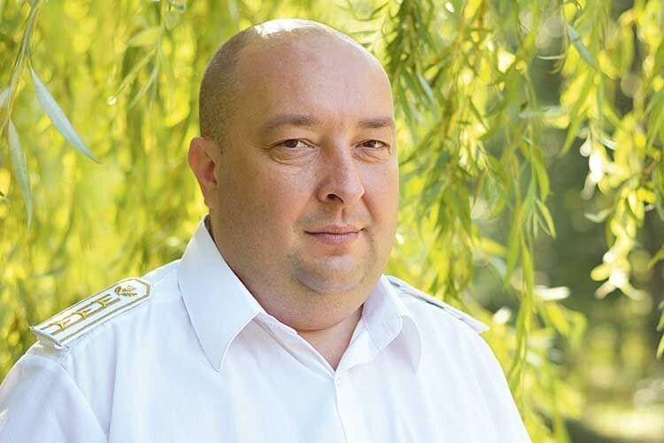 Директор ДП«Ківерцівське лісове господарство» Віталій Каращук: «Історію підприємства творили лісові династії».