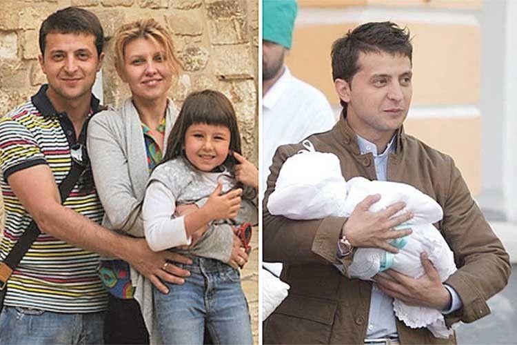 Олександра часто позує з батьками для фото, а от малюка Кирила пресі поки що не показують.
