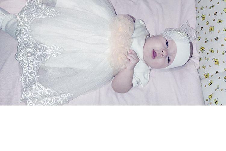 Ось така принцеса поповнила сімейство Дмитруків.