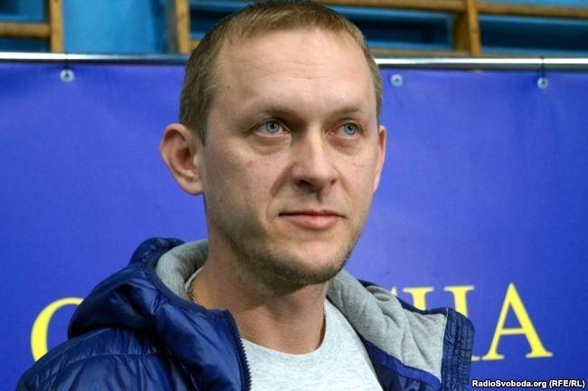 Олександр Полторацький, інвалід 3-ї групи, біг і плавання